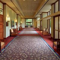 에모리 컨퍼런스 센터 호텔 Hallway