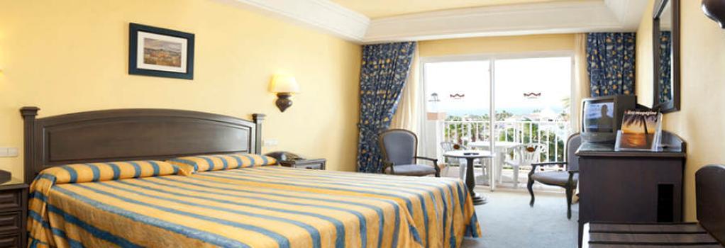 ClubHotel Riu Chiclana - 치클라나데라프론테라 - 침실