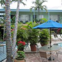 Victoria Park Hotel Terrace/Patio