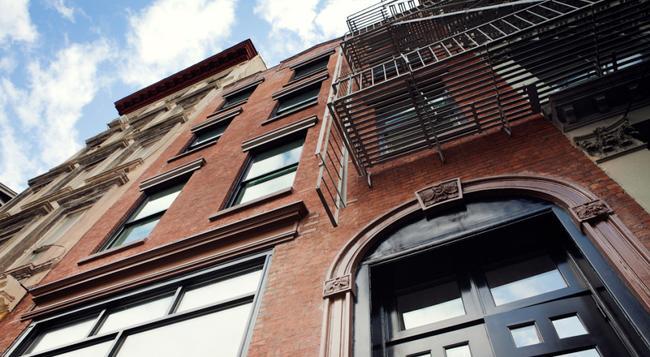 더 브룸 호텔 - 뉴욕 - 건물