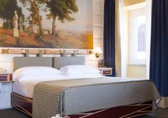 호텔 빅토리아 로마 - 로마 - 침실