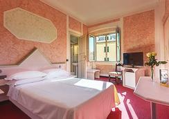 Clarion Collection Hotel Astoria Genova - 제노바 - 침실