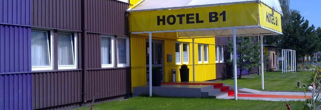 호텔 B1 - 베를린 - 건물