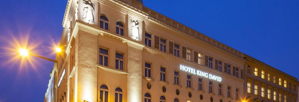 호텔 킹 데이비드 프라하 - 프라하 - 건물