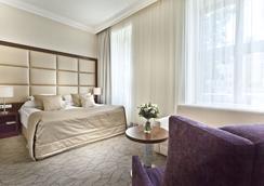 호텔 킹 데이비드 프라하 - 프라하 - 침실