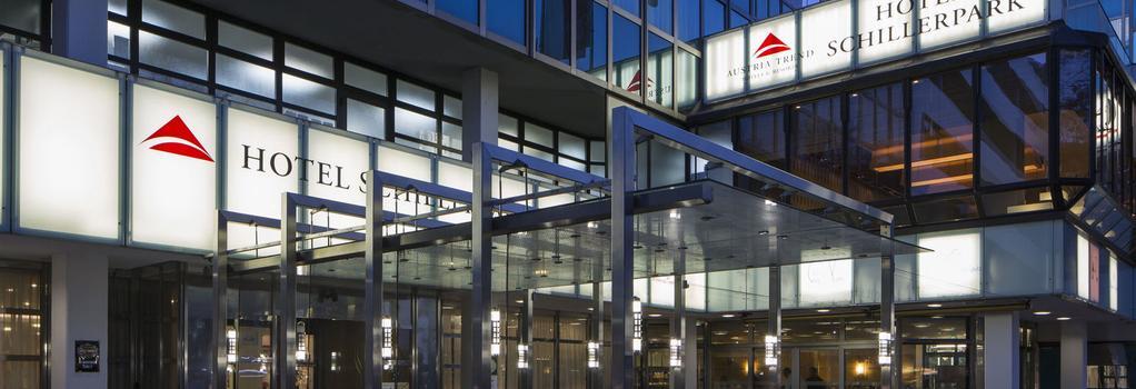 오스트리아 트렌드 호텔 칠러파크 린즈 - 린츠 - 건물