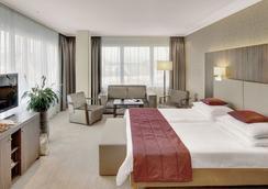 오스트리아 트렌드 호텔 칠러파크 린즈 - 린츠 - 침실