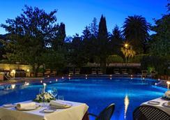 그랜드 호텔 델 기아니콜로 - 로마 - 수영장