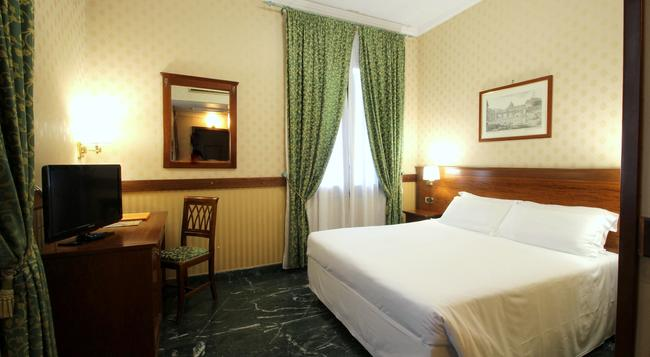 그랜드 호텔 델 기아니콜로 - 로마 - 침실