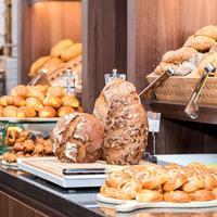 홀리데이 인 익스프레스 브레멘 에어포트 Breakfast Area