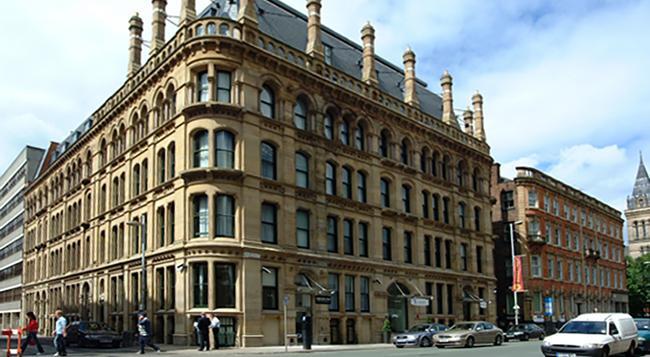 아로라 인터내셔널 호텔 맨체스터 - 맨체스터 - 건물