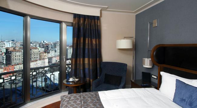 타이타닉 시티 탁심 - 이스탄불 - 침실