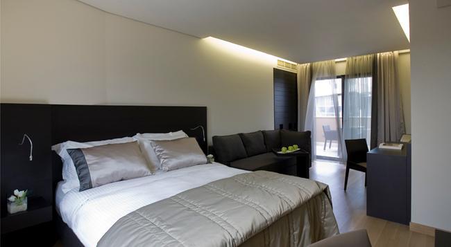 오우커 앤 브라운 부티크 호텔 - 아테네 - 침실