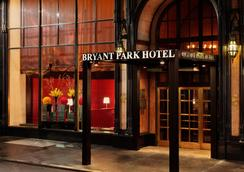 브라이언트 파크 호텔 - 뉴욕 - 건물