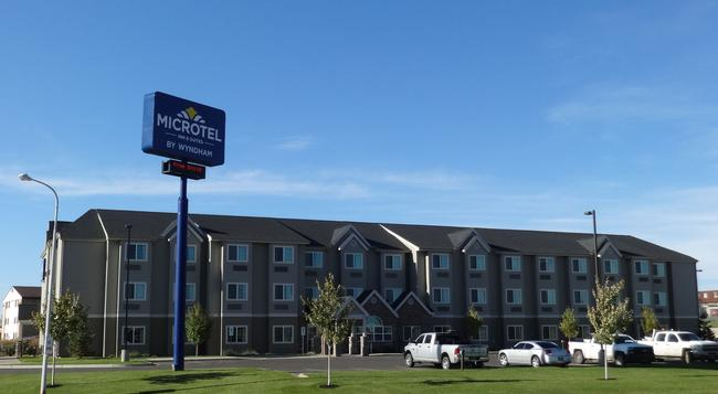 Microtel Inn & Suites by Wyndham Dickinson - Dickinson - 건물