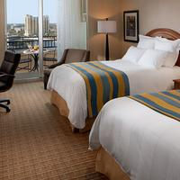 메리어트 워터사이드 호텔 Guest room