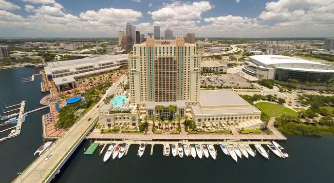 메리어트 워터사이드 호텔 - 탬파 - 건물