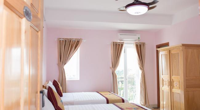 Amelia Phu Quoc Hotel - Phu Quoc - 침실