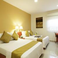 Mision Express Merida Altabrisa Guest room