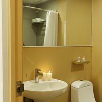 Mision Express Merida Altabrisa Bathroom