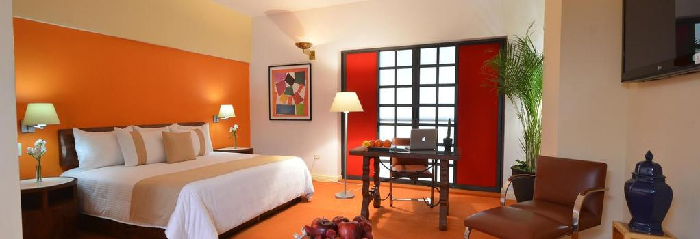 Hotel Mision Monterrey Historico - 몬테레이 - 건물
