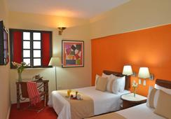 Hotel Mision Monterrey Historico - 몬테레이 - 침실