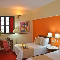 Hotel Mision Monterrey Historico Guest room