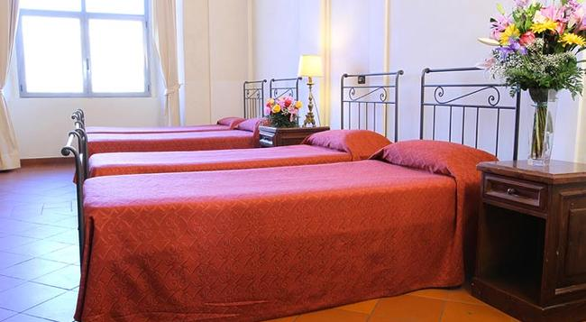 도무스 세소리아나 - 로마 - 침실