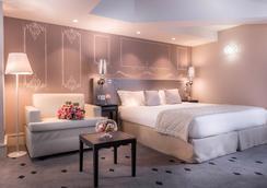 보샹 호텔 - 파리 - 침실