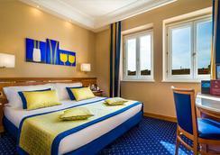 디오클레찌아노 호텔 - 로마 - 침실