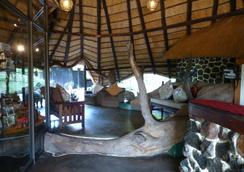 Elephant Valley Lodge - Kasane - 로비