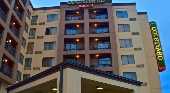 Courtyard by Marriott Nashville Vanderbilt-West End - 내슈빌 - 건물