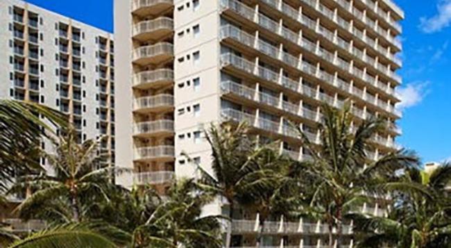 코트야드 바이 매리어트 와이키키 비치 - 호놀룰루 - 건물