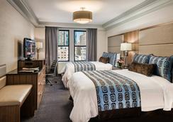 The Belvedere Hotel - 뉴욕 - 침실