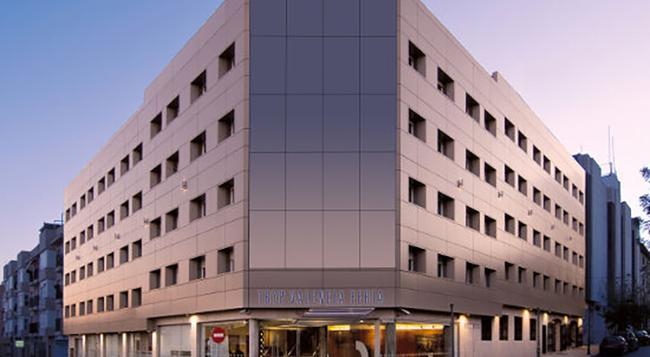 Tryp 발렌시아 페리아 호텔 - 발렌시아 - 건물