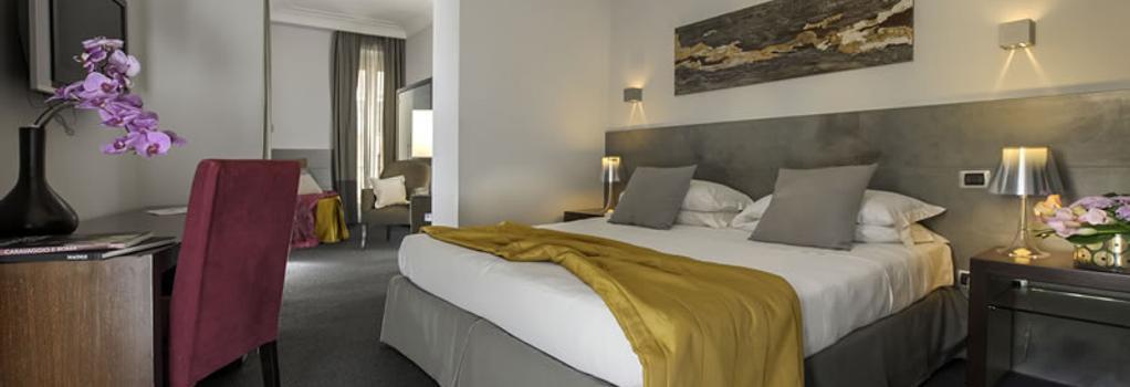 더 오페라 호텔 - 로마 - 침실