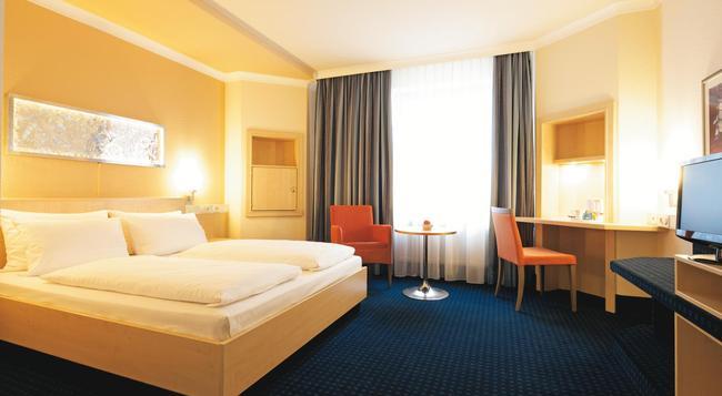 인터시티호텔 누른버그 - 뉘른베르크 - 침실