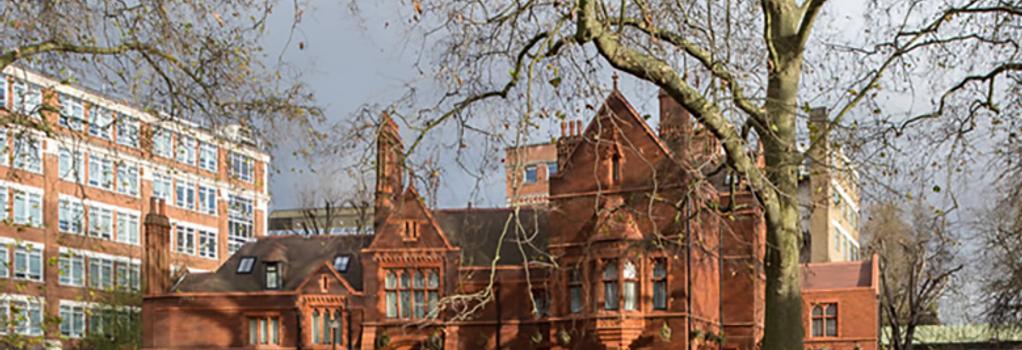 세인트 폴 호텔 - 런던 - 건물