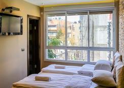 야르덴 비치 아파트먼트 - 텔아비브 - 침실