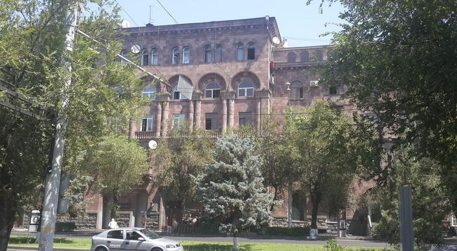 City Center Hostel - Yerevan - 건물