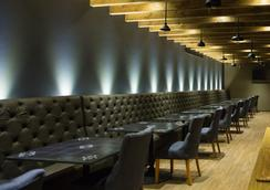 호텔 히스토리코 센트럴 - 멕시코시티 - 레스토랑