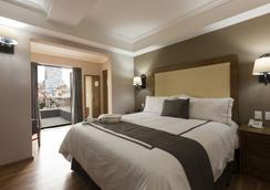호텔 히스토리코 센트럴 - 멕시코시티 - 침실