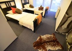 Hotel Biscuit - 클루이나포카 - 침실