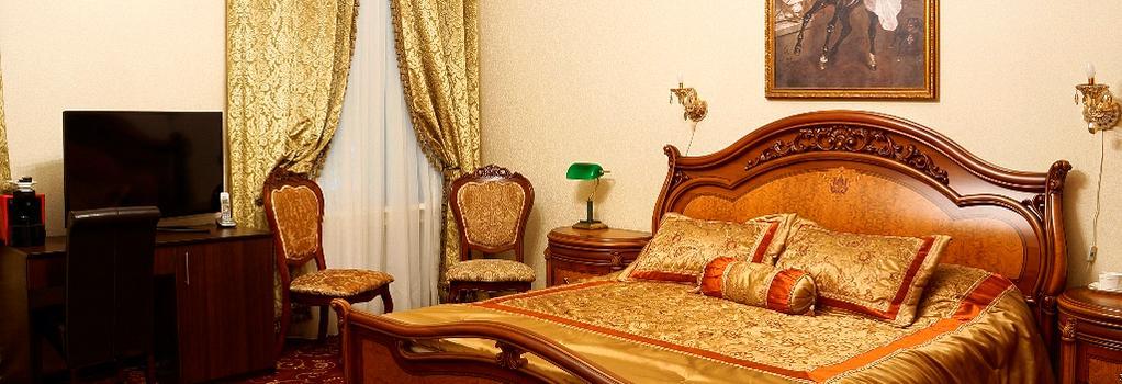 호텔 카머게르스키 - 모스크바 - 침실