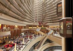 마리나 만다린 싱가포르 호텔 - 싱가포르 - 레스토랑