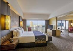 마리나 만다린 싱가포르 호텔 - 싱가포르 - 침실