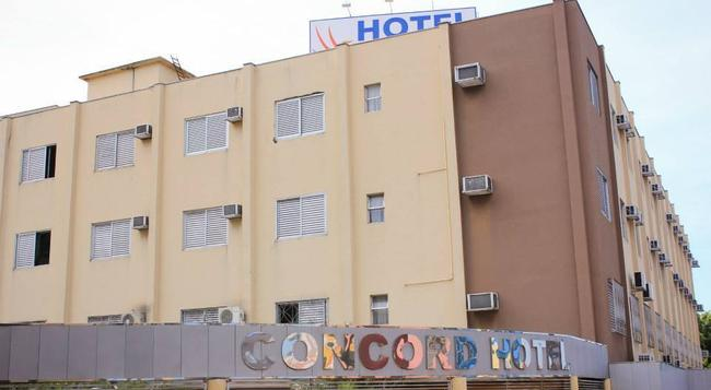 Concord Hotel - 캄포그랜드 - 건물