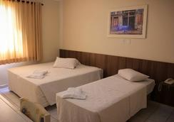 Hotel Concord - 캄포그랜드 - 침실