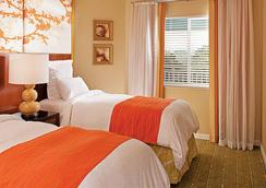 Marriotts Imperial Palm Villas - 올란도 - 침실