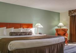 Club - Hotel Nashville Inn & Suites - 내슈빌 - 침실
